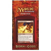Magic the Gathering MTG Born Of The Gods Intro Pack-Forged in Battle Englsh 2014