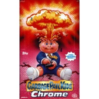 2013 Topps Garbage Pail Kids Chrome Series 1 Hobby Box