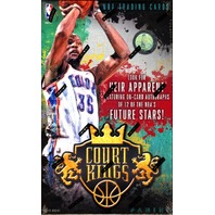 2014/15 Panini Court Kings Basketball Hobby Box (Sealed)