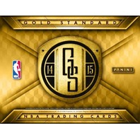 2014/15 Panini Gold Standard Basketball Hobby Box (Sealed)