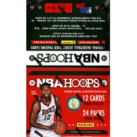 2014/15 Panini NBA Hoops Basketball Hobby Box (Sealed)