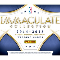 2014/15 Panini Immaculate Collection Basketball Hobby Box (Sealed)
