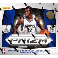 2014/15 Panini Prizm Basketball Hobby Box (Sealed)