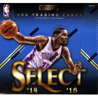 2014/15 Panini Select Basketball Hobby Box (Sealed)