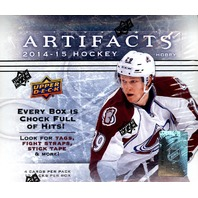 2014/15 Upper Deck Artifacts Hockey Hobby Box (Sealed) 14/15