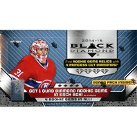 2014/15 Upper Deck Black Diamond Hockey Hobby Box (Sealed) 14/15