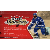 2014/15 Fleer Showcase Hockey Hobby Box (Sealed) 14/15