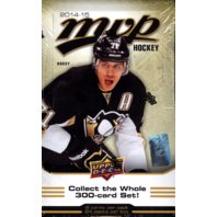 2014/15 Upper Deck MVP Hockey 24-Pack Box (Factory Sealed) 14/15