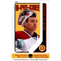 2014/15 O-Pee-Chee OPC Hockey Hobby Box (Sealed) 14/15