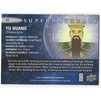 Yu Huang 2016 Goodwin Champions Supernaturals #26