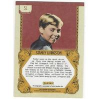 Stanley Livingston  2013 Panini Golden Age Historic Signatures #SL My Three Sons
