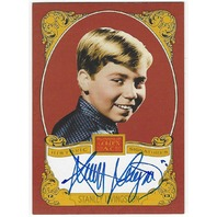 Stanley Livingston  2013 Panini Golden Age Historic Signatures #SL My Three Sons