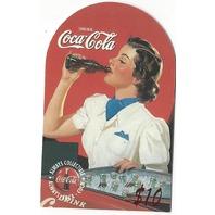 Coca-Cola 1995 10 Minute Sprint $10 Calling Card