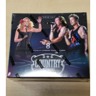 2014 Panini Country Music 8 Card Hobby Pack (Sealed)(Mini-Box) 1-Hit