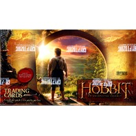 2014 The Hobbit: Unexpected Journey T/C (Cryptozoic) - Sealed Hobby Box