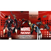 2014 Upper Deck Marvel NOW! Trading Cards Exclusive Hobby Box (Sealed)