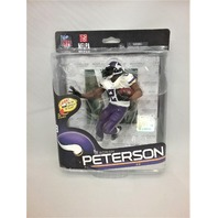 2014 Adrian Peterson McFarlane's Sportspicks Figure Minnesota Vikings Series 34