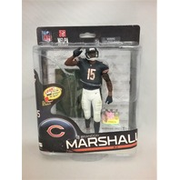2014 Brandon Marshall McFarlane Figure Debut Chicago Bears Series 34 SPD