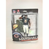 2014 Brandon Marshall McFarlane Debut SPD Figure NFL 34 NFLPA Chicago Bears