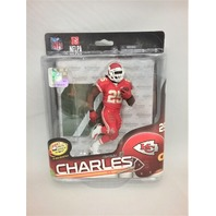 2014 Jamaal Charles McFarlane's Sportspick Debut SPD Figure NFLPA Series 34 Kansas City Chiefs