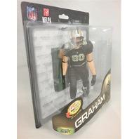2014 Jimmy Graham McFarlane's Sportspick Delux Figure New Orleans Saints SPD NFLPA NFL 24