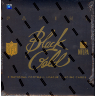 2014 Panini Black Gold Football Hobby 8 Box Case (Sealed)