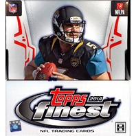 2014 Topps Finest Football Hobby Box (Sealed)