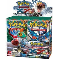 Pokemon TCG XY Furious Fists Booster Box (Sealed)