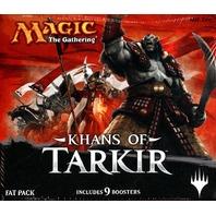 Magic the Gathering (MTG) Khans of Tarkir Fat Pack Box (English) (Sealed) 2014