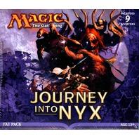 Magic the Gathering (MTG) Journey Into NYX Fat Pack Box (English) (Sealed) 2014
