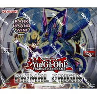Yugioh Primal Origin 1st Edition Booster Box (Sealed)