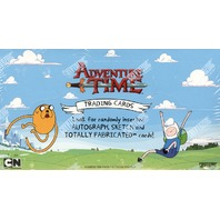 2014 Adventure Time Trading Cards (Cryptozoic) - Box (Sealed)