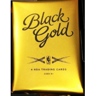 2015/16 Panini Black Gold Basketball Hobby 4 Card Pack (Sealed) (Random)