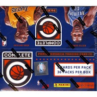 2015/16 Panini Complete Basketball Hobby Box (Sealed)