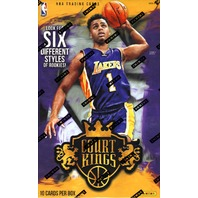 2015/16 Panini Court Kings Basketball Hobby Box (Sealed)