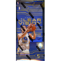 2015/16 Panini Clear Vision Basketball 5 Pack Hobby Box (Sealed)