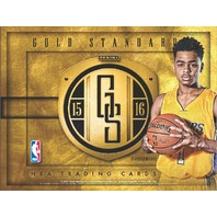 2015/16 Panini Gold Standard Basketball Hobby Box (Sealed)
