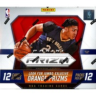2015/16 Panini Prizm Basketball Jumbo Box (Sealed)