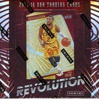2015/16 Panini Revolution Basketball Hobby Box (Factory Sealed)(8 Packs)