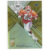 Emmitt Smith 2017 Panini Donruss Elite Collegiate Football - Florida Gators /10