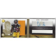 Dri Archer Pittsburgh Steelers 2014 Panini Playbook Rookie Autograph Patch RC /99