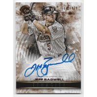 JEFF BAGWELL 2016 Topps Legacies of baseball tenacity /178 Houston Astros Autograph