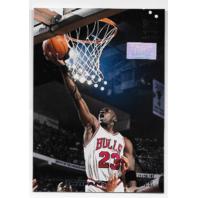 MICHAEL JORDAN 93-94 Topps Staduim Club Triple Double 1st Day Issue/1 Chicago Bulls