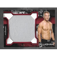 TJ DILLASHAW 2016 Topps UFC Knockout swatch /8 fighter-worn relic memorabilia