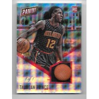 TAUREAN PRINCE 2016-17 Panini NBA Day Hyperplaid button 1/1 Atlants Hawks