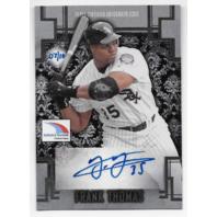 FRANK THOMAS 2015 Topps Las Vegas Summit Auto 7/10 Chicago White Sox autograph