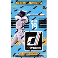 2015 Panini Donruss Baseball Hobby 16 Box Case (Sealed)