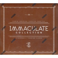 2015 Panini Immaculate Collection Baseball Hobby Box (Sealed)