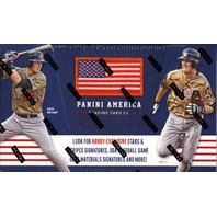 2015 Panini Stars and Stripes Baseball Hobby 20 Box Case