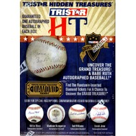 2015 Tristar Hidden Treasures Series 7 Auto Baseball Box (Sealed)